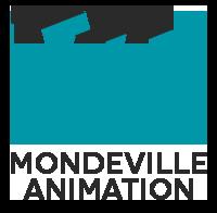 Mondeville Animation logo