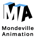 Mondeville Animation logo